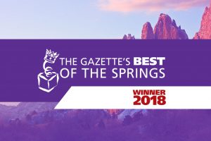 Frontier IT Awarded Gold in Best of the Springs 2018